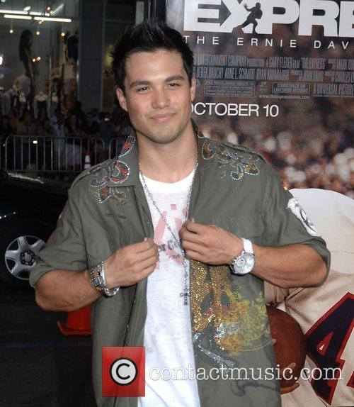 Michael Copon The Los Angeles Premiere of 'The...