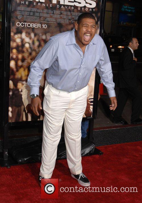 Omar Benson Miller The Los Angeles Premiere of...