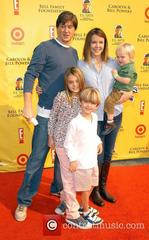 Christa Miller and family P.S Arts 'Express Yourself...