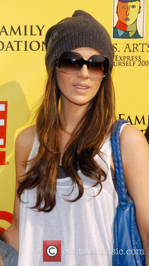 Kate Beckinsale P.S Arts 'Express Yourself 2008' held...