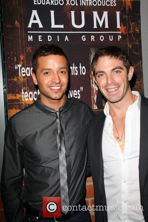 Jai Rodriguez and Eduardo Xol 2