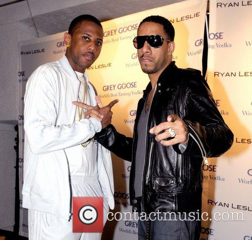 Fabolous and Ryan Leslie 1