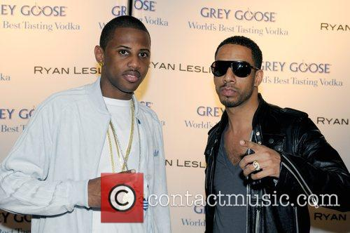 Fabolous and Ryan Leslie 2