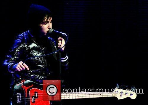 Fall Out Boy perform at the Pepsi Smash...
