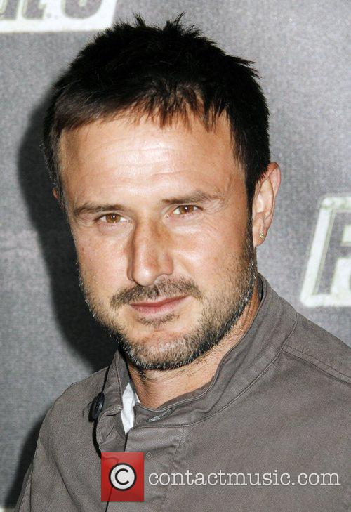 David Arquette Fallout 3 Videogame Launch Party held...