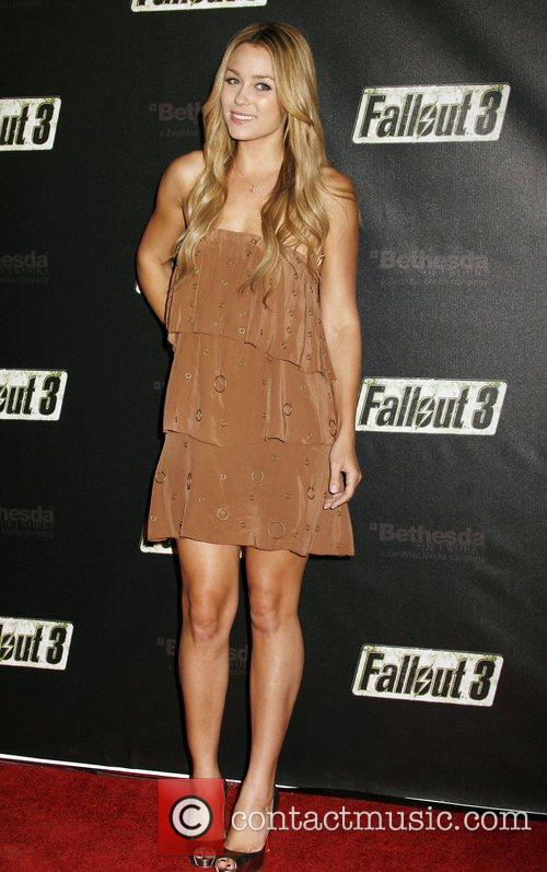 Fallout 3 Videogame Launch Party held at LA...