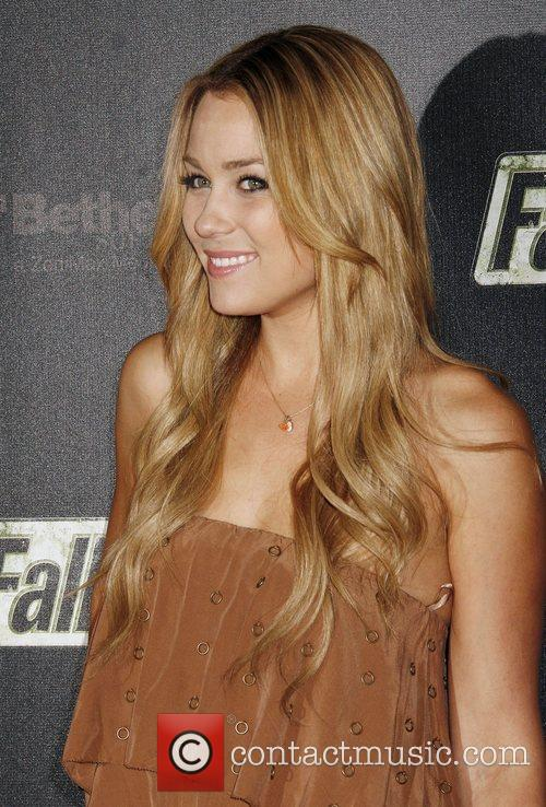 Lauren Conrad Fallout 3 Videogame Launch Party held...