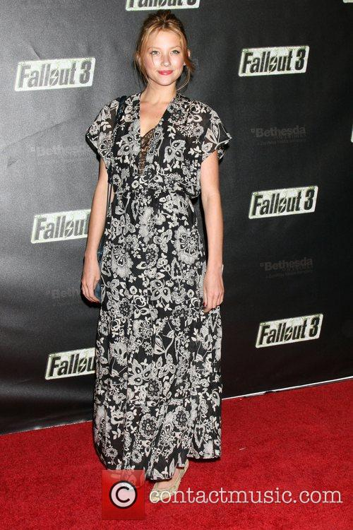 Haley Bennett Launch of Fallout 3 Videogame held...