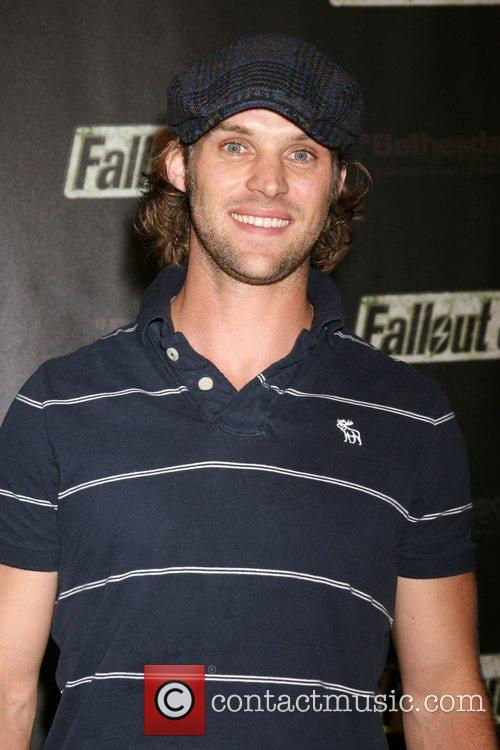 Jesse Spencer  'Fallout 3' Videogame Launch Party...