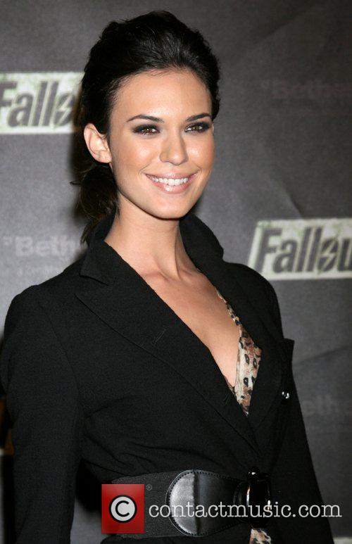Odette Yustman 'Fallout 3' Videogame Launch Party held...