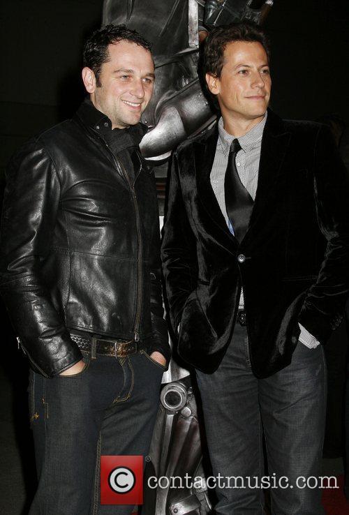 Matthew Rhys and Ioan Gruffudd 2