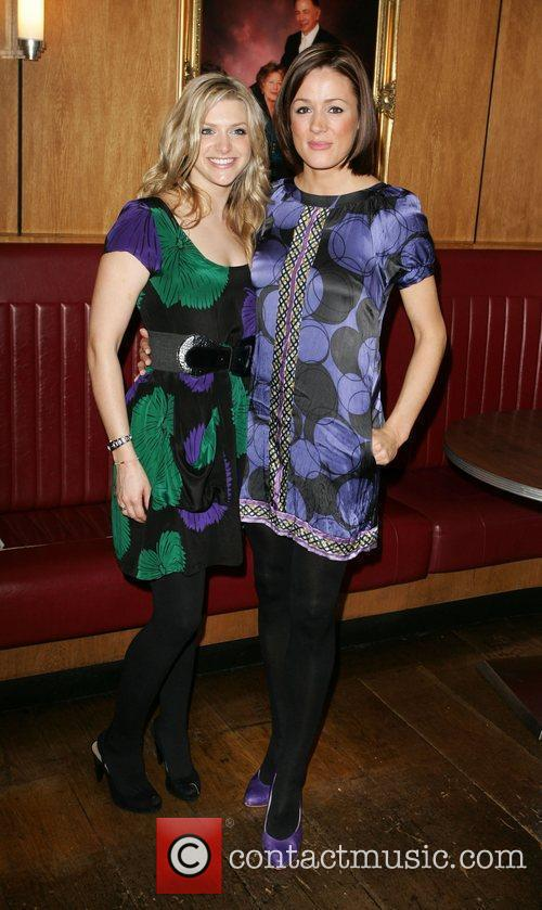 Anna Williamson and Natalie Pinkham attends the Family...