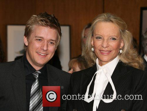 Jonathan Ansell and HRH Princess Michael of Kent...