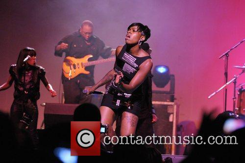 Fantasia Barrino and American Idol 20