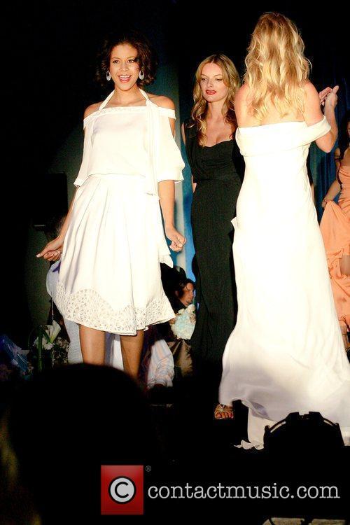 Models 11th Annual Fashion Art Ball Fashion Show...