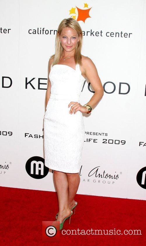 Anastasia Griffith  Fashion For Life 2009 held...