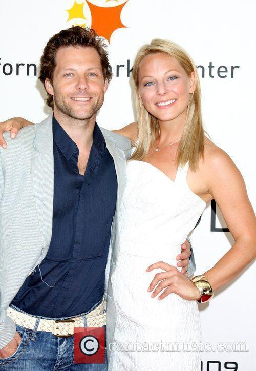 Jamie Bamber and sister Anastasia Griffith  Fashion...
