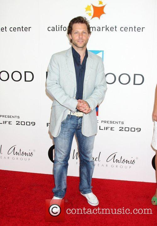 Jamie Bamber  Fashion For Life 2009 held...