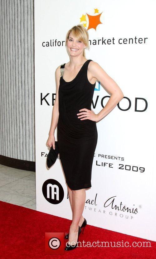 Leslie Bibb  Fashion For Life 2009 held...
