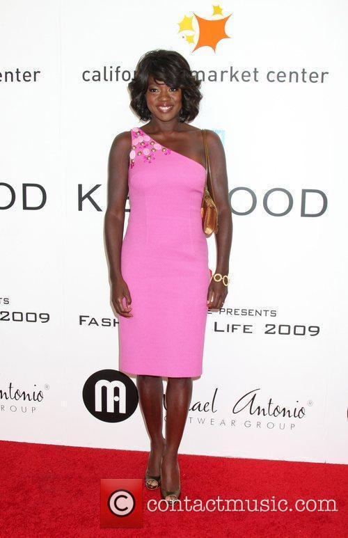 Viola Davis  Fashion For Life 2009 held...