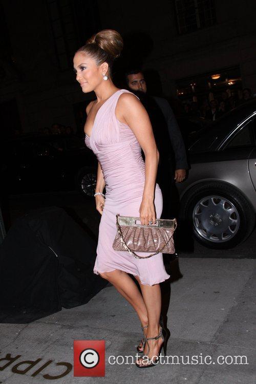 Jennifer Lopez Fashion Group International Night of the...