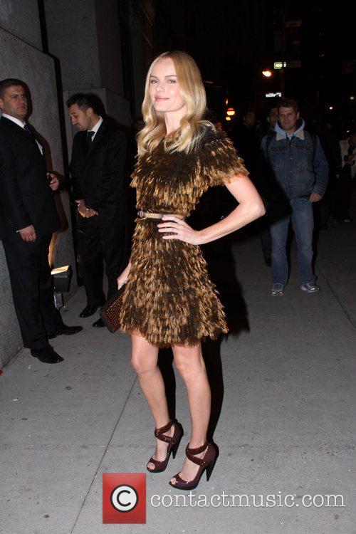 Kate Bosworth Fashion Group International Night of the...