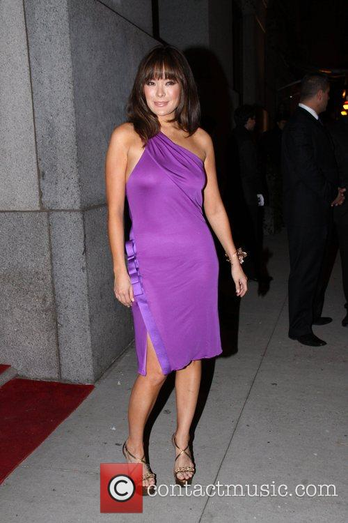 Lindsay Price Fashion Group International Night of the...