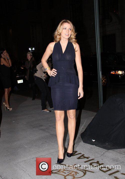 Blake Lively Fashion Group International Night of the...