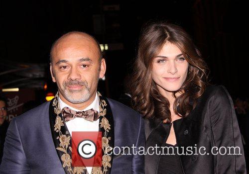 Christian Louboutin and guest Fashion Group International Night...