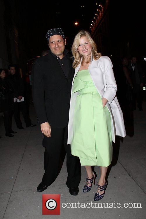 Isaac Mizrahi and Mamie Gummer 1