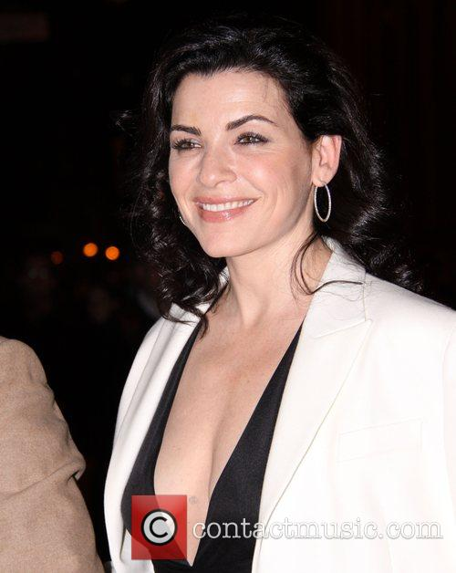 Julianna Margulies Fashion Group International Night of the Stars