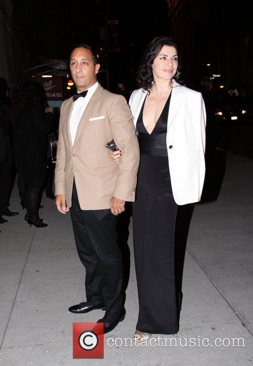Keith Lieberthal and Julianna Margulies Fashion Group International...