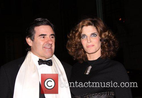 Peter Brandt and Stephanie Seymour Fashion Group International...