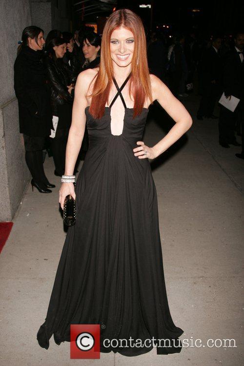 Debra Messing Fashion Group International Night of the...