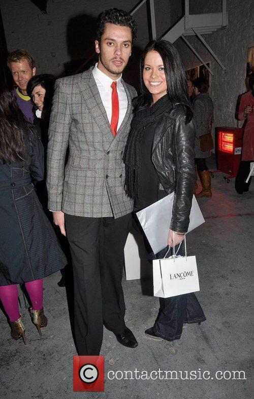 Carl Shaaban, Michele McGrath Premiere of 'The Fashion...