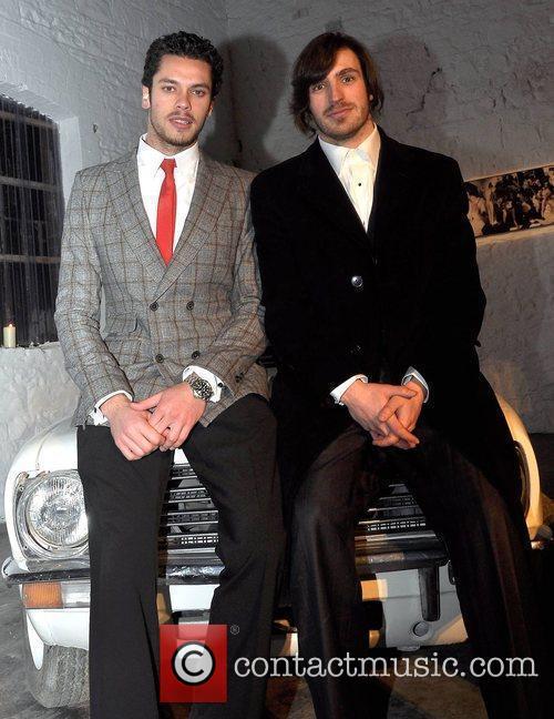 Carl Shaaban, Eoin Macken Premiere of 'The Fashion...