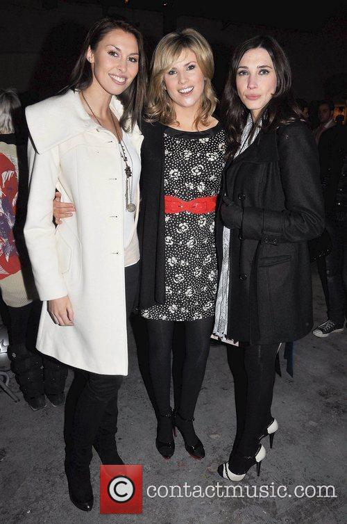 Danielle Donnelly, Jenny Buckley, Michelle Doherty Premiere of...
