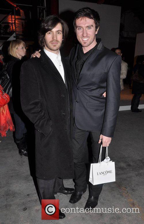 Eoin Macken, Fergus Kealy Premiere of 'The Fashion...
