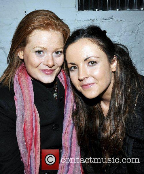 Jennifer Ryan, Alison King Premiere of 'The Fashion...