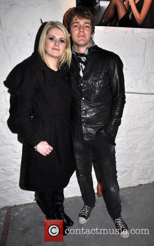 Marie Junior, Greg French (The Brilliant Things) Premiere...