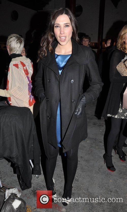 Michelle Doherty Premiere of 'The Fashion of Modelling'...