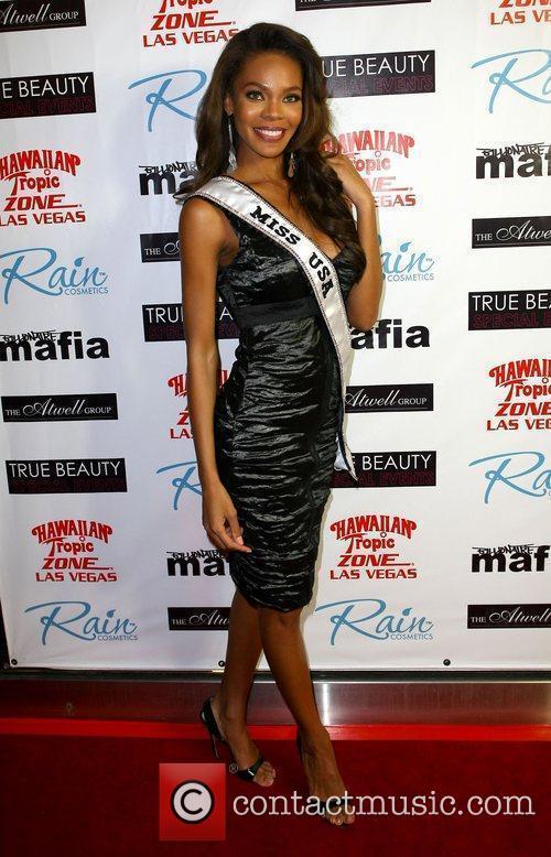 'Fashion Rocks The Universe' held at Hawaiin Tropic...