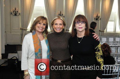 Bonnie Young, Marcia Rubin, Andy Krakauver Nicole Miller...