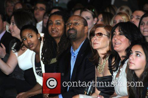 Olivia Nutter, Lisa Nutter, Mayor Nutter and Nicole...