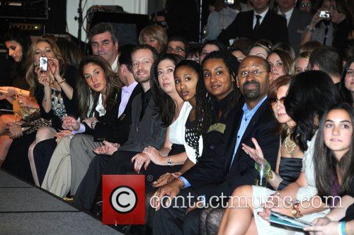 TV Host Linda Swain, mogul Ian Swain, Lauren...