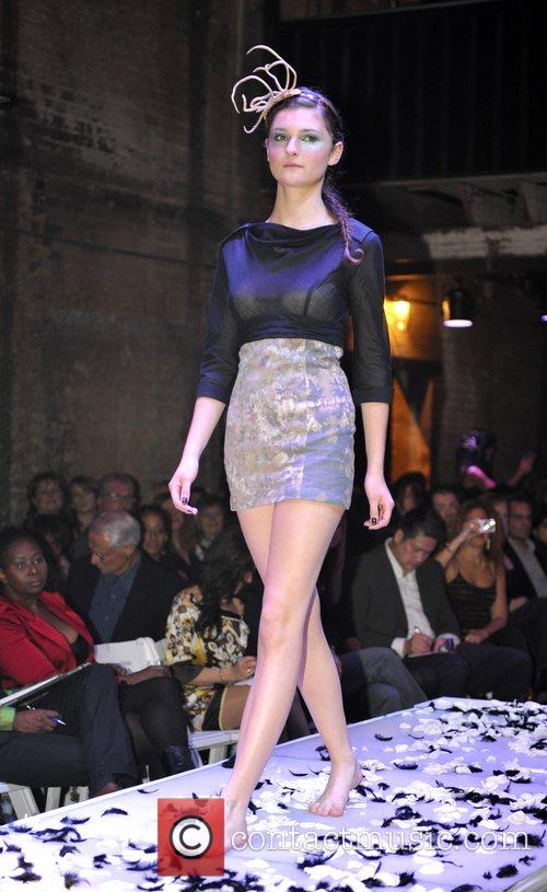 Fashion Designs by Monica Mei at the 'Fashion...