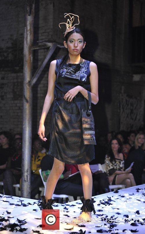 Fashion Designs by Zoran Dobric at the 'Fashion...