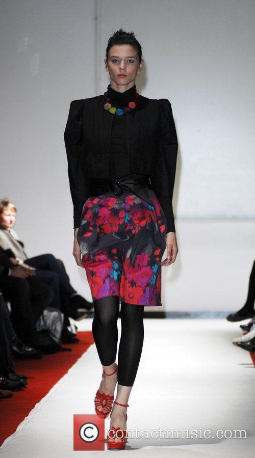 Fashioning the Future fashion show at the