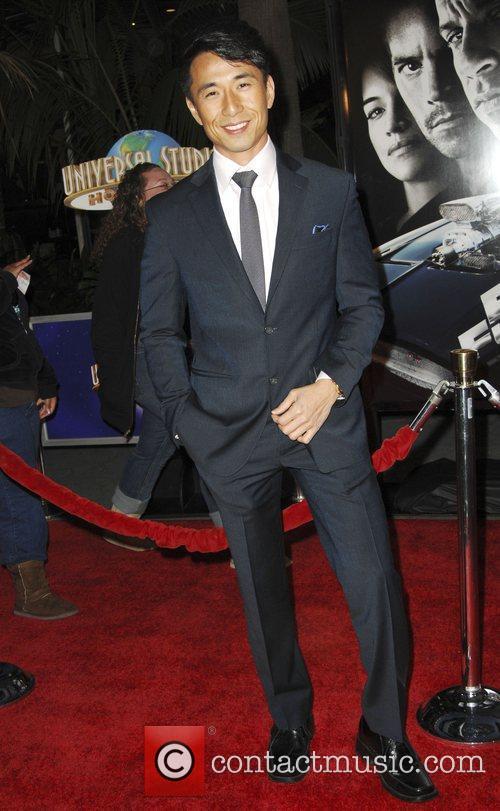 James Kyson Lee World Premiere Of 'Fast &...