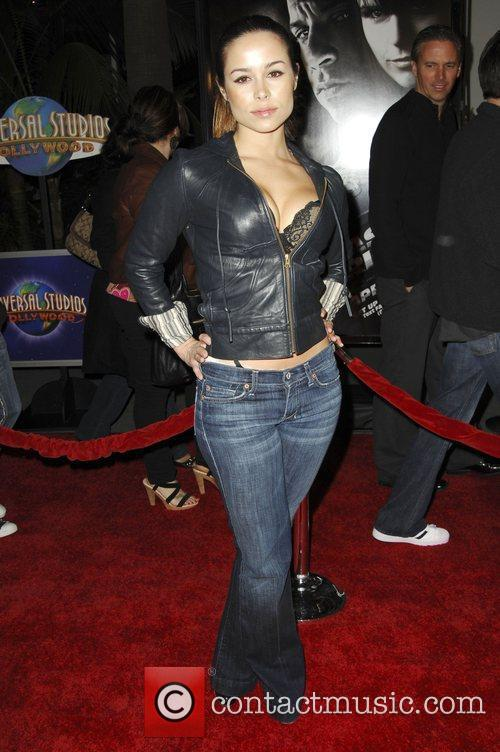 Zulay Henao World Premiere Of 'Fast & Furious'...